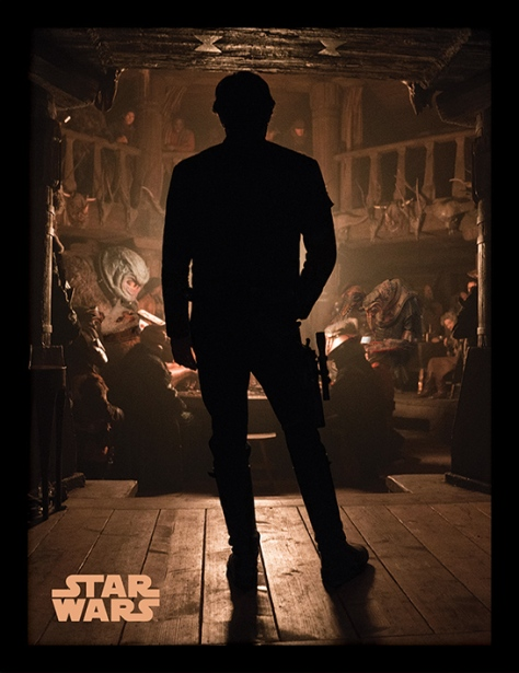 New Han Solo Poster for SOLO _ A Star Wars Story