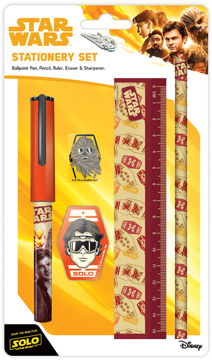 New Merchandise for SOLO _ A Star Wars Story _ 22