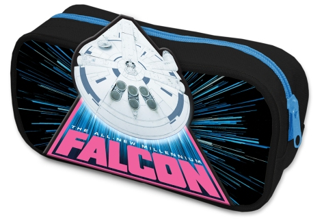 New Merchandise for SOLO _ A Star Wars Story _ Falcon Pencil Case
