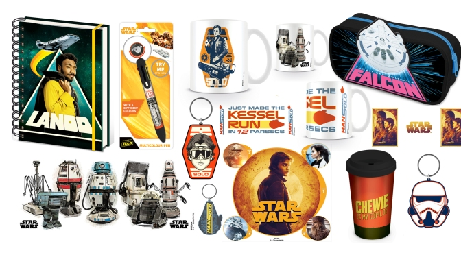 SOLO : A Star Wars Story Merchandise