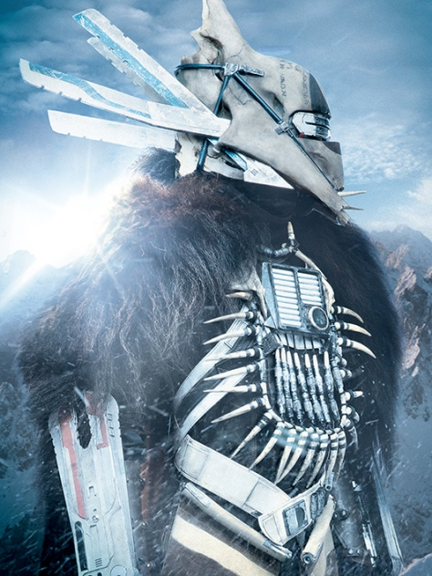 New Posters for SOLO _ A Star Wars Story _ Enfys Nest