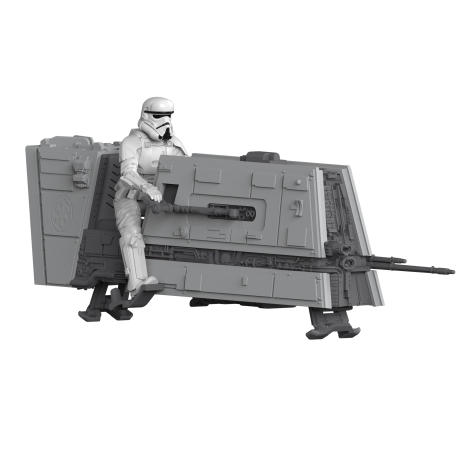 New Revell Merchandise for SOLO _ A Star Wars Story _ Imperial Patrol Speeder