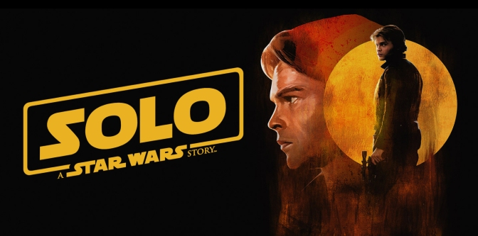 New Solo :  Star Wars Story T-Shirt Art Revealed