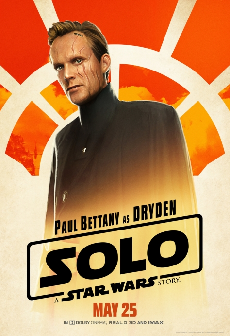 New Solo A Star Wars Story Dryden Vos Character Posters Large Hi Resolution