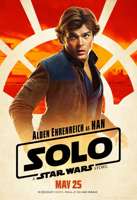 New Solo A Star Wars Story Han Solo Character Posters Large Hi Resolution 4