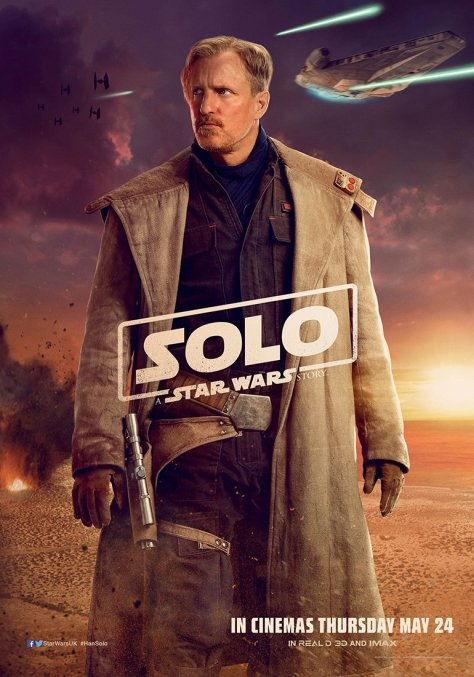 New Solo A Star Wars Story International Tobias Beckett Character Posters Large Hi Resolution