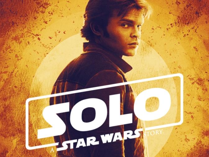 NEW - SOLO A Star Wars Story Poster E LeclercCollectors Album iTunes Header