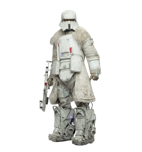 Range Trooper Solo A Star Wars Story Cut Out Characters with Transparent Background PNG