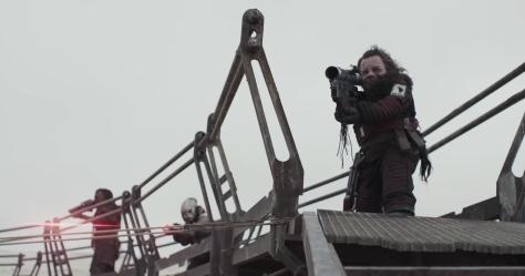 Solo- A Star Wars Story Crew TV Spot 1 Warwick Davis