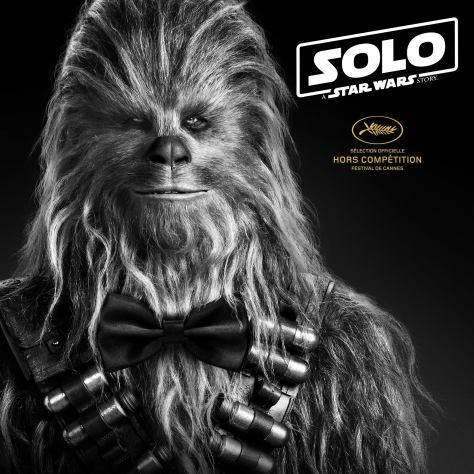 SOLO A Star Wars Story at Cannes 2018