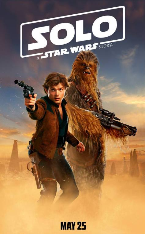 Solo A Star Wars Story Empire Magazine Newsstand Cover Mobile Background