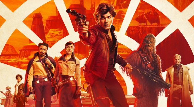 Solo – A Star Wars Story Official Theatrical Poster