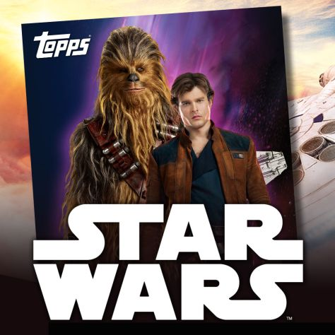 Star Wars Topps Trader Card Game App Solo A Star Wars Story 2