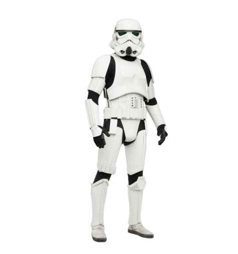 Stormtrooper Solo A Star Wars Story Cut Out Characters with Transparent Background PNG