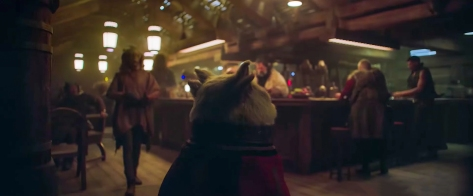The New Creatures of SOLO _ A Star Wars Story - Denny's Solo Commercial