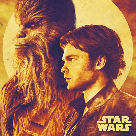 The New Posters for SOLO _ A Star Wars Story