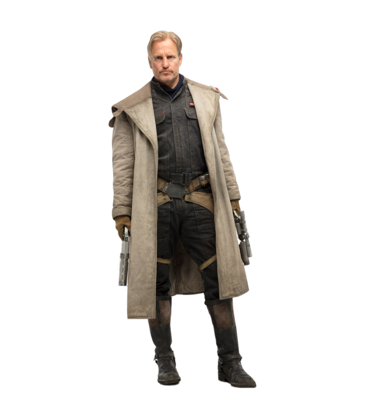 Tobias Beckett Solo A Star Wars Story Cut Out Characters with Transparent Background PNG