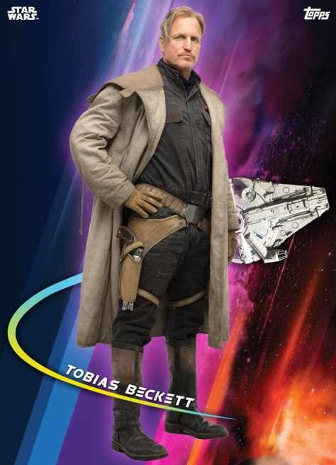 Topps Solo A Star Wars Story Trading Cards Base Series Beckett