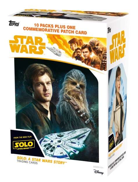 Topps Solo - A Star Wars Story Trading Cards