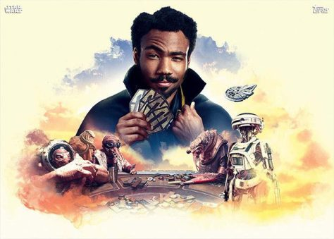 Topps Star Wars Card Trader Solo A Star Wars Story Lando