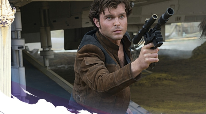 Topps Trading Cards Countdown to Solo: A Star Wars Story
