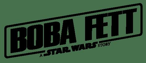 Boba Fett A Star Wars Story Logo Large Hi-Res