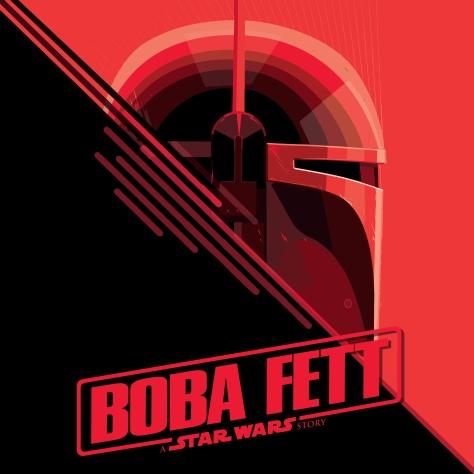 Boba Fett A Star Wars Story Poster Large Hi-Res
