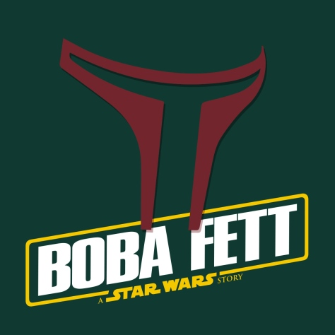Boba Fett A Star Wars Story Poster Large