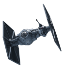 Heavy Armoured Tie Fighter - Sienar Fleet Systems TIE:rb Heavy Starfighter