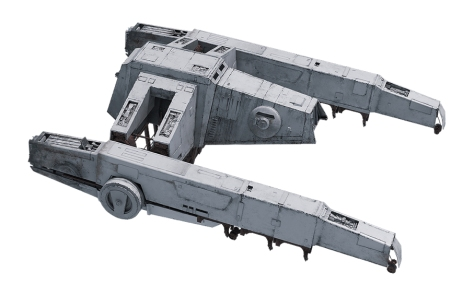 Imperial AT Hauler - Kuat Drive Yards Y-45 Armoured Transport Hauler