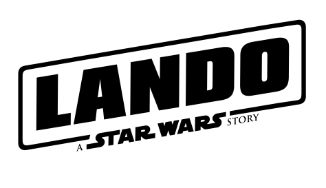 Lando A Star Wars Story Logo - Large Hi-Res