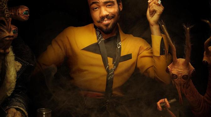 NEW Lando A Star Wars Story Character Poster