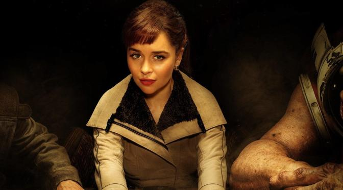 NEW!!  Qi'ra – SOLO – A Star Wars Story Character Poster