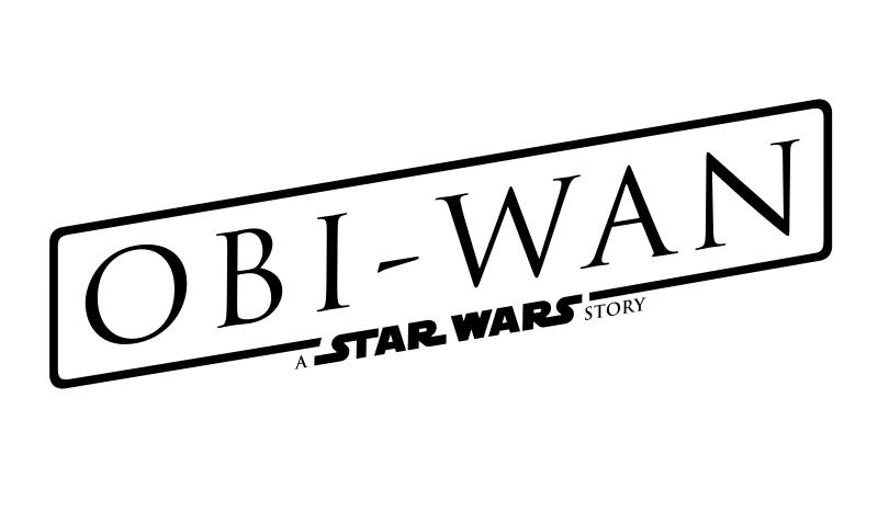 Obi-Wan A Star Wars Story Logo - Large Hi-Res