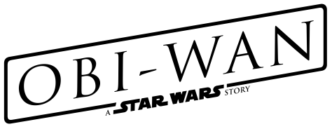 Obi-Wan A Star Wars Story Logo - Large Hi-Res