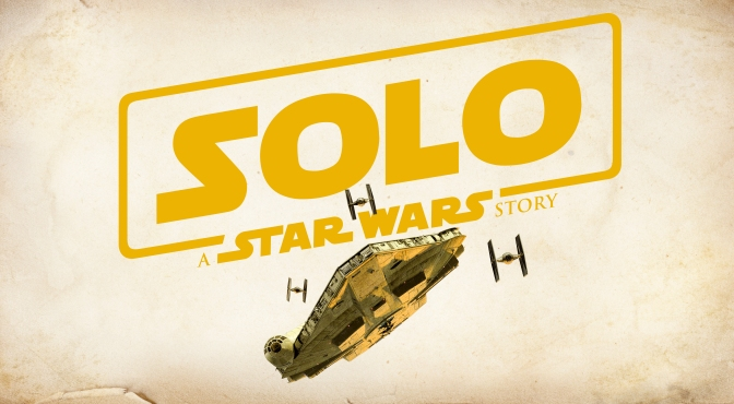 Solo A Star Wars Story Dolby AMC Exclusive Film Poster Banner