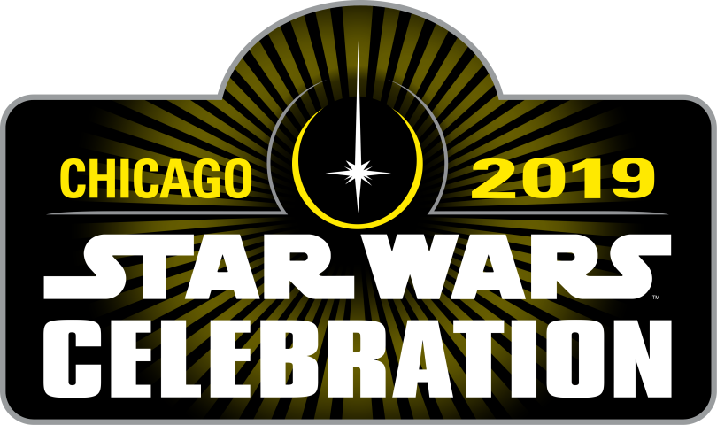 Star Wars Celebration 2018 - Chicago Badge