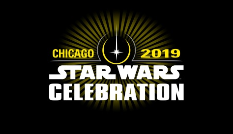 Star Wars Celebration 2018 Logo - Chicago - Large Hi-Res