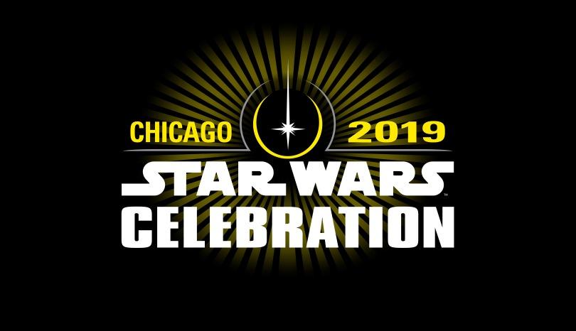 Star Wars Celebration 2018 Logo - Chicago - Large Hi-Res