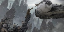 The Art of Solo A Star Wars Story Concept Art
