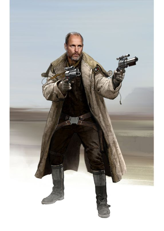 The Art of Solo A Star Wars Story Concept Art - No 65