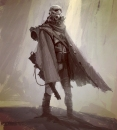 The Art of Solo A Star Wars Story Concept Art - The Mudtrooper