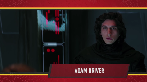 Star Wars Episode IX Official Cast Announcement - Adam Driver