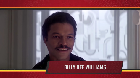Star Wars Episode IX Official Cast Announcement - Billy Dee Williams