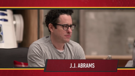 Star Wars Episode IX Official Cast Announcement - JJ Abrams
