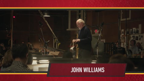 Star Wars Episode IX Official Cast Announcement - John Williams