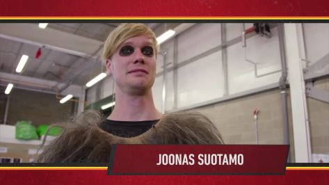 Star Wars Episode IX Official Cast Announcement - Joonas Suotamo