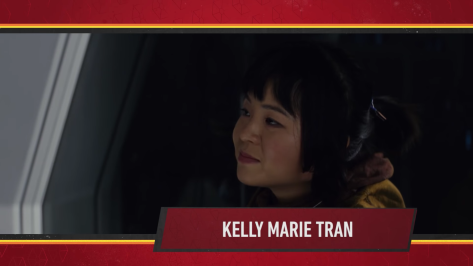 Star Wars Episode IX Official Cast Announcement - Kelly Marie Tran