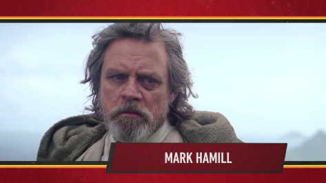 Star Wars Episode IX Official Cast Announcement - Mark Hamill
