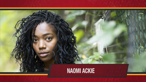 Star Wars Episode IX Official Cast Announcement - Naomi Ackie